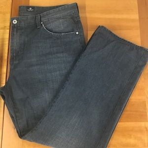 AG Adriano Goldschmied Black Jeans 40